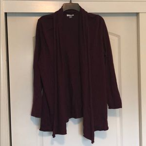 Old Navy drape cardigan